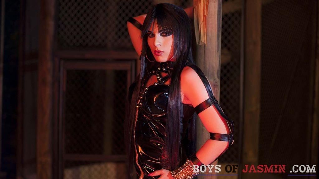 LaurynCrow's profile from LiveJasmin at BoysOfJasmin'