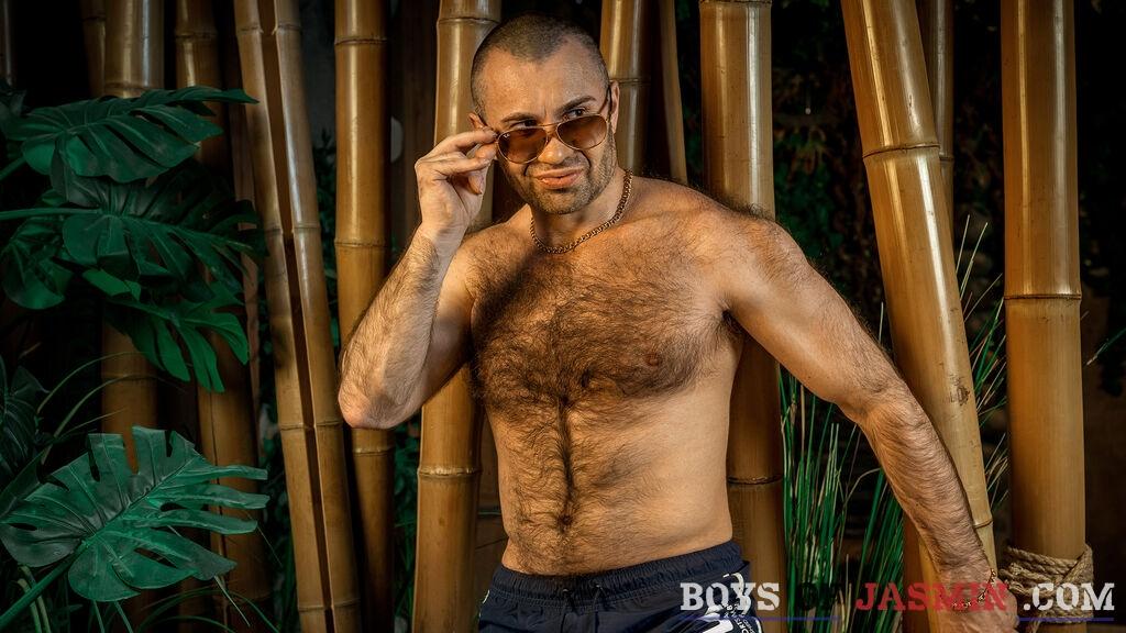 SergAnsel's profile from LiveJasmin at BoysOfJasmin'