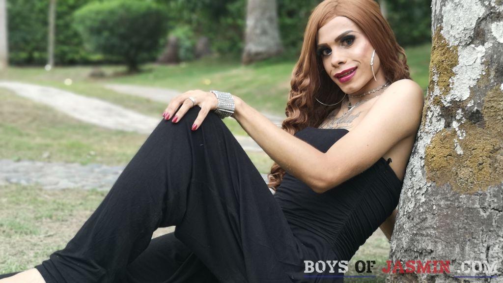 Thamye's profile from LiveJasmin at BoysOfJasmin'