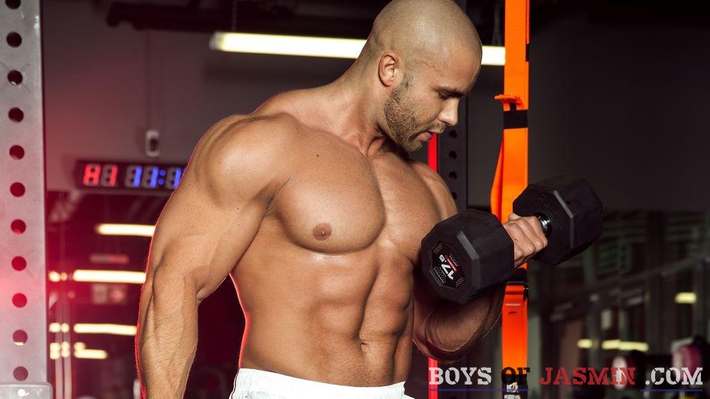 MuscleConradoo's profile from LiveJasmin at BoysOfJasmin'